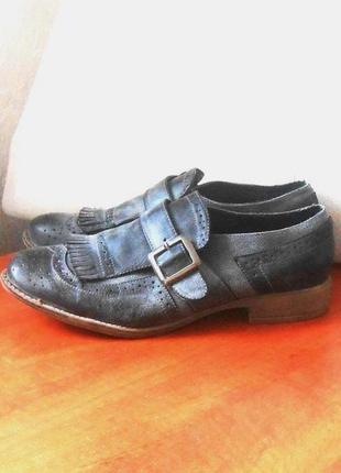 Очень удобные и комфортные туфли odeon, р.39 код k3907
