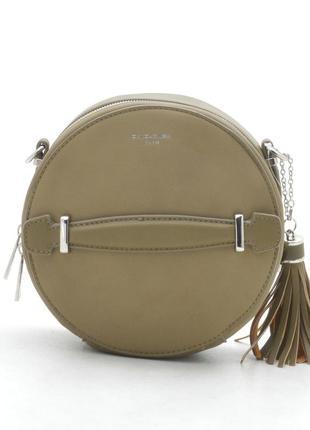 Круглая сумочка d.jones