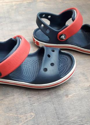 Босоножки crocs кроксы с-9,