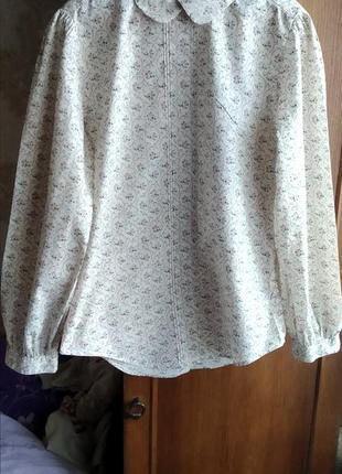Женская блузка foxcroft с пуговицами на спине