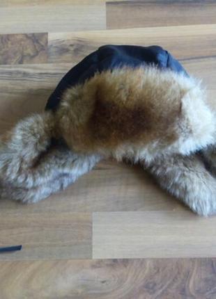 Мальчик шапки и ушли зимний 52 ушанки