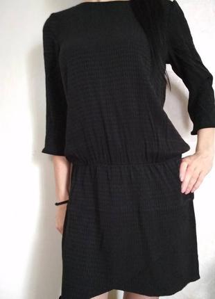 Хорошенькое платье чорного цвета