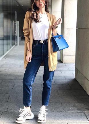 Идеальные mom джинсы от bershka