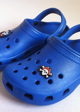 Сабо crocs classic ☀️ 😎 размер m3 w 5 ( 35) оригинал ❗❗❗