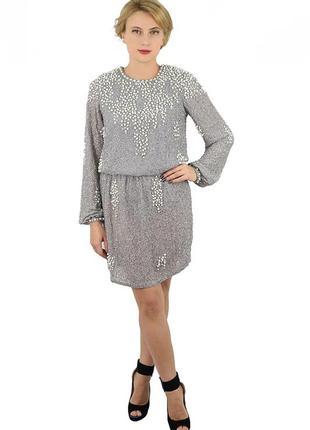 218c529b550219a Серые вечерние платья ASOS 2019 - купить недорого вещи в интернет ...