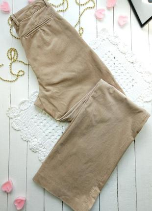Тренд сезона вельветовые брюки