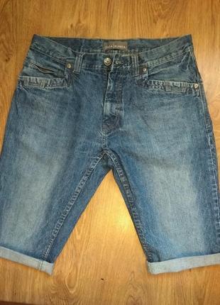 Шорты джинсовые casa blanca