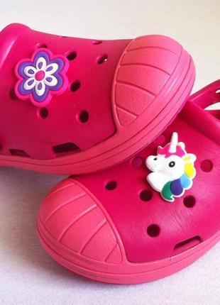 Босоножки , сандалии crocs girl bump☀️😎 размер с 11 (28 ) оригинал ❗❗❗