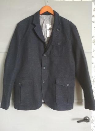 Актуальный жакет.  трендовый пиджак. ресервед. уценка
