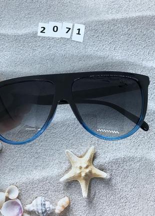Уценка!!!! очки-маска , черные линзы к. 2071