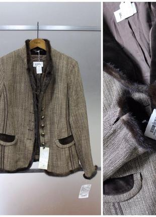 Куртка, жакет, пиджак норка