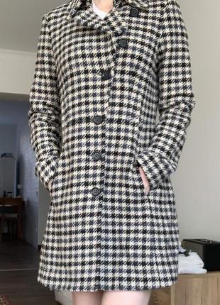 Срочно! скидка! пальто marc aurel, германия, гленчик коко шанель6 фото