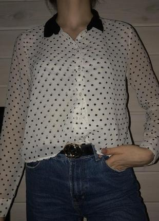 Блуза bershka рубашка кофта