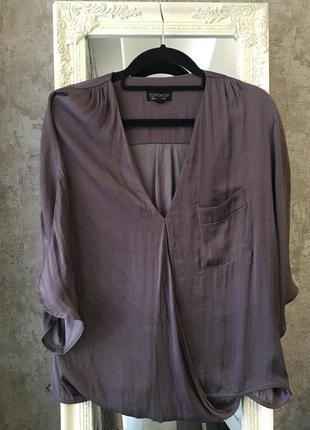 Объемная блуза3 фото