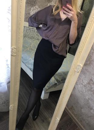 Объемная блуза4 фото