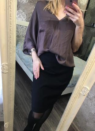 Объемная блуза5 фото
