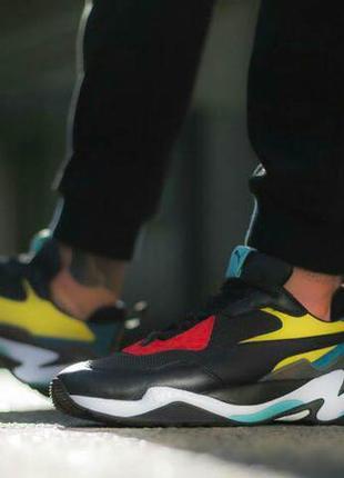 Оригинальные кроссовки puma thunder spectra. новые с коробкой