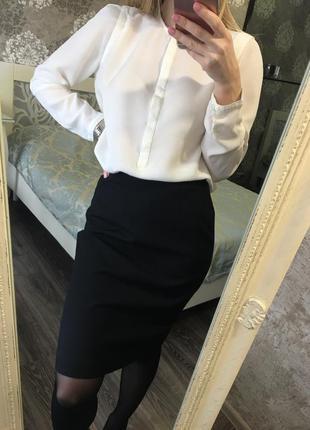 Шелковая блузка 100% шёлк