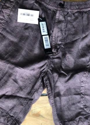 Шорты  shorts cargo elasticizzati ➕stone island оригинал