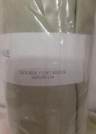 Комплект качественного постельного белья, полуторный,100%хлопок, 100%качество6