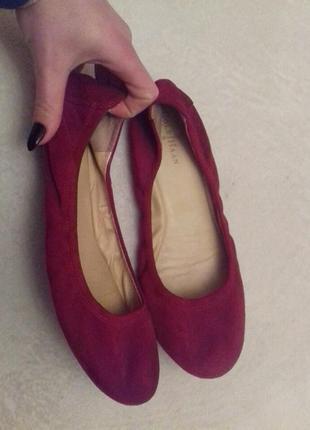 Шикарні балетки відомого бренду cole haan