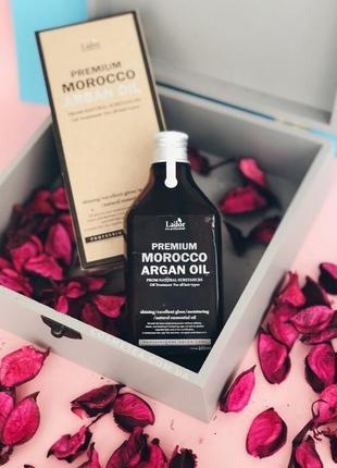 Марокканское аргановое масло для волос l'ador premium morocco argan oil, оригинал