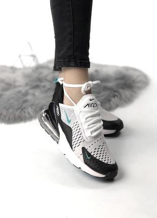 Шикарные женские кроссовки nike air max 270 😍 (весна/ лето/ осень), (мужские/ женские)