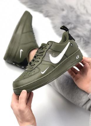 Шикарные кроссовки nike air force 1 low 😍 (весна/ лето/ осень), (мужские/ женские)