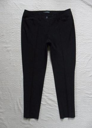 Классические черные штаны брюки со стрелками gerke, 14 размер.