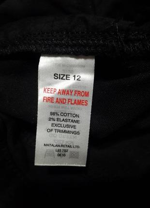 Черные джинсы matalan4 фото
