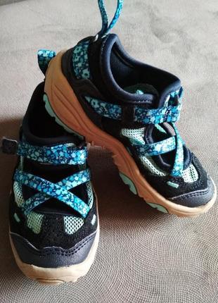 Кроссовки lands'end, кроси, кросівки, босоніжки, мокасины, босоножки