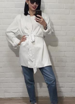 Супер классный пиджак накидка