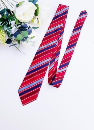 Мужской галстук 100% шелк красивый шелковый галстук