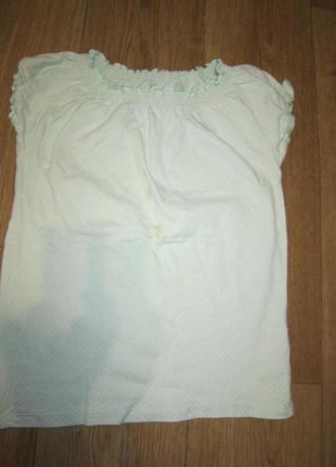 Футболка, блуза на 7 лет