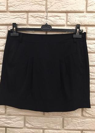 Черная юбка от mango