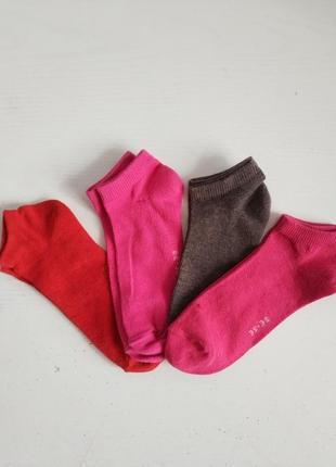 Набор ярких носков носки 4 пары c&a германия европа оригинал