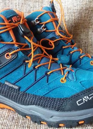 Ботинки cmp waterproof р.35 стелька 22см