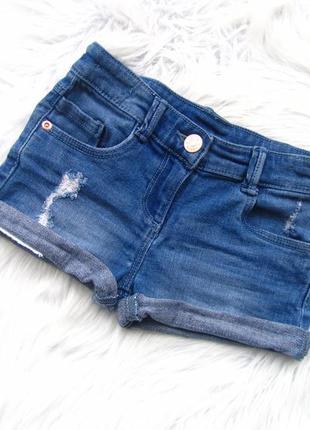 Стильные и качественные джинсовые шорты tu