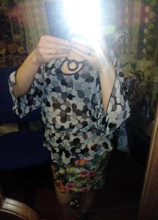 Шифонова блузочка