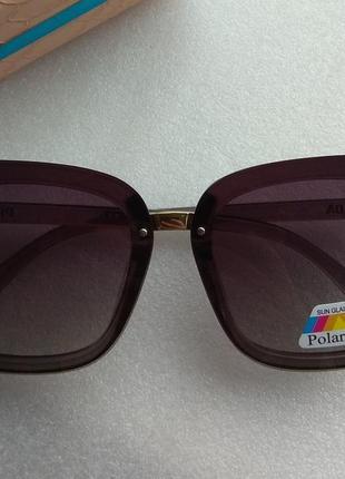 New 2019! новые крутые очки с поляризацией, серые