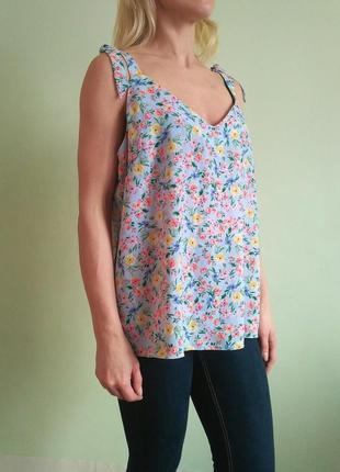 Нежная блуза 14-16uk
