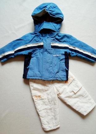 Комплект лыжный костюм деми impidimpi германия
