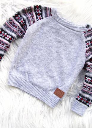 Стильная кофта свитер nutmeg