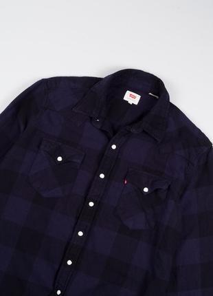 27f40592ffc Мужские рубашки Levis 2019 - купить недорого мужские вещи в интернет ...
