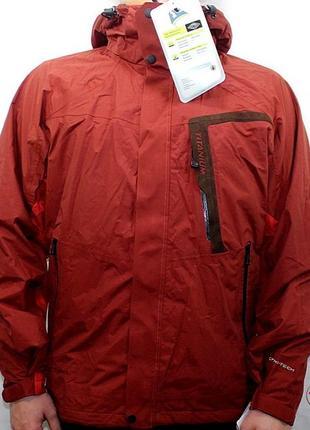 Куртка columbia 48 omni-tech 2 в 1 сша оригинал