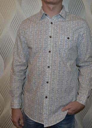 Рубашка mantaray clothing