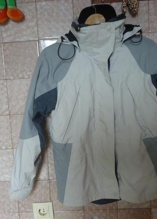 Cупер куртка columbia.оригинал. 2в1.