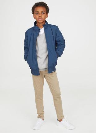 Оригинальная куртка от бренда h&m разм. 164(13-14лет)