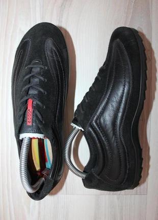 Кроссовки туфли ecco оригинал