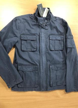 Классная мужская куртка 👍 top secret, 100% коттон